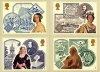 GB POSTCARDS PHQ CARDS MINT NO. 104 1987 VICTORIAN BRITAIN 10% OFF 5+