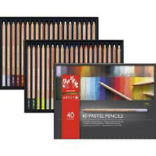 Caran D'ache Pastel Pencils - Set of 40