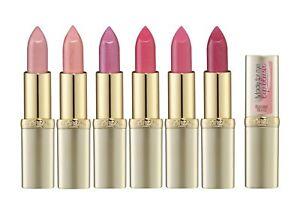 L'Oreal Color Riche Lipstick - Choose Your Shade