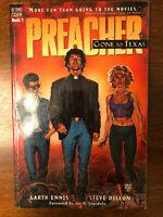 Preacher Gone To Texas Volume 1 DC Vertigo TPB New Unread