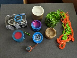 Yo-Yo Bundle Lot Yo-Yo Factory + Extras Horizon Sage Air Big Dipper Shutter