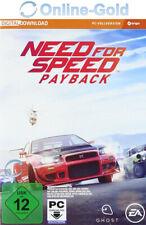 Need for Speed Payback Key - EA Origin Code - PC Game NfS [Rennspiele][DE/EU]