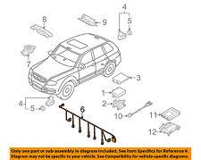 VW VOLKSWAGEN OEM-Engine Control Module ECM PCU PCM Wiring Harness 7L6971104B