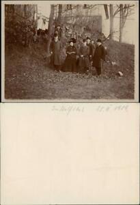 Bürgermeister Karl A. R. Rüder Roßwein u. Familie 1908 Privatfoto