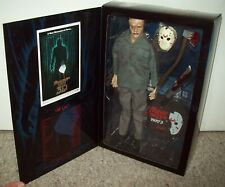 "2003 Friday the 13th Part 3 Sideshow 13"" Jason Voorhees Figure 1/6 New MISB III"