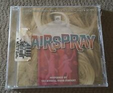 hairspray performed by the musical stage company cd Brand New Sealed