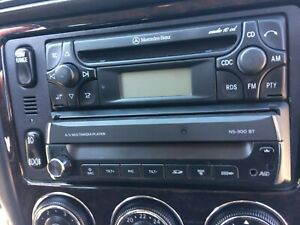 Original Mercedes-Benz Audio 10 CD autoradio MF2910