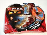 LEGO 70645 Ninjago Cole Dragon Masters (Brand New)