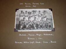 Photo 203 Battery Royal Artillery Football Team 1947