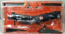 """Piasecki H-21 """"Flying Banana"""" Frankreich ,Fertigmodell, Atlas, 1:72, Metall,"""