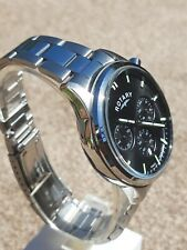 Boxed Rotary Gents Chronograph GB00640/04 Watch
