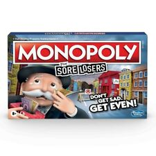 Monopoly For Sore Losers Board Game Christmas Gift Toys Kid's 2020 New M