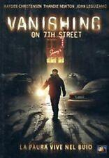 DvD VANISHING ON 7th STREET   ......NUOVO