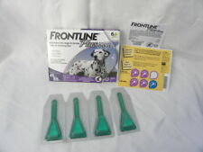 4 Doses of Frontline Plus for Dogs 45-88 lbs