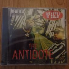 Indo G. & Lil' Blunt - The Antidote CD sealed OOP rare NEW