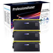 3PKs TN460 Toner For Brother HL-1250 MFC-9600 MFC-9650 MFC-9700 MFC-9750 MFC9800