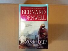 Warlord Chronicles book 3: Excalibur by Bernard Cornwell trade size paperback