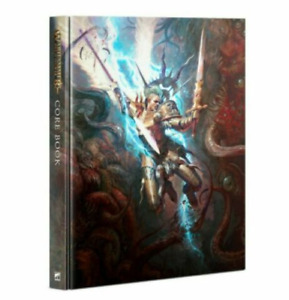 Warhammer Age of Sigmar DOMINION Core RuleBook 3rd Edition Hardcover AoS NEW