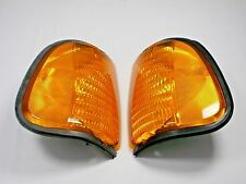 VAN 93-06 Ford SIDE CORNER PARK MARKER LIGHTS PAIR E-150 Econoline E-250 E-350
