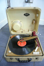Players 1950s Collectable Phonographs & Gramophones