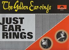 GOLDEN EARRING - Just Earrings (1965) [1981 Pressing] VINYL NM+/NM- Dutch Import