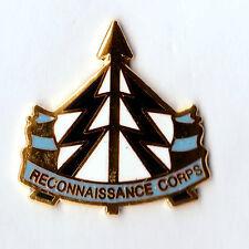 Enamel Lapel Badge Reconnaissance Corp