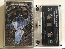 Jamiroquai Synkronized (Sony Soho Square 1999) Cassette Tape