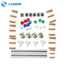 Composants électroniques Bundle pièces électroniques Pack Starter Kit pour Arduino Râpe