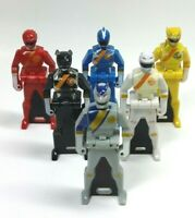 Gaoranger COMPLETE TEAM Ranger Key Set Sentai Gokaiger Power Rangers Wild Force