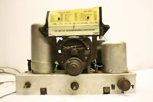 COSSOR SM25 Chassis RECEIVER MODEL 369 AC DC SET YEAR 1935/1936'S RARE