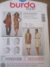Burda Female Mixed Lot Sewing Patterns