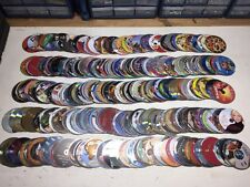 Wholesale Lot Of 400 DVD's Movies Horror TV Show Suspense Thriller Comedy Kids