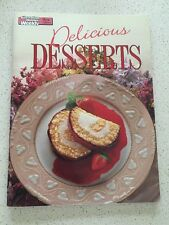The Australian Women's Weekly Delicious Desserts Cookbook