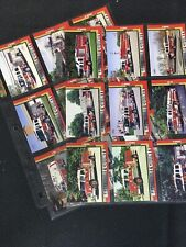 Baltimore County Series 4 Fire Truck Cards