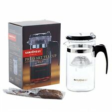 KAMJOVE 500 ml Glass Teapot Chinese Tea Maker With Infuser Mug TP160