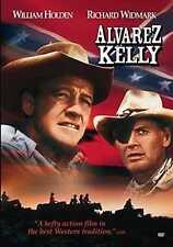 ALVAREZ KELLY DVD (1966) - WILLIAM HOLDEN,Richard Widmark,EDWARD DMYTRYK