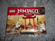 Lego Ninjago 30530 Wu-cru Target Training Lloyd & Nya Polybag 2018