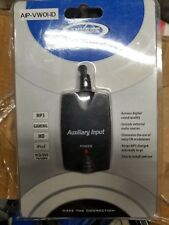 NEW Axxess AIP-VW01-ID ipod auxiliary input *Free Shipping*