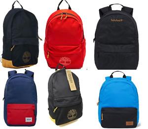 Timberland Unisex School Backpack Travel Holiday Bag Rucksack School Bag