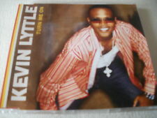 KEVIN LYTTLE - TURN ME ON - CLASSIC R&B CD SINGLE