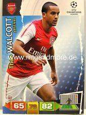 Adrenalyn XL Champions League 11/12 - Theo Walcott