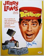 JERRY LEWIS Signed THE BELLBOY 11x14 Photo PSA/DNA COA Auto AUTOGRAPH
