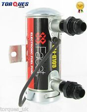 AN -8 (JIC -8) Facet Works Red Top Fuel Pump Ideal for Carburettors BLACK