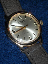NIVADA, COMPENSAMATIC,  MEN'S VINTAGE ANAOLG SWISS WATCH, EXCELLENT CONDITION!