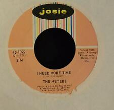 The Meters Josie 1029 I Need More Time and Doodle-Oop VG++