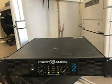 CREST AUDIO CA2  PROFESSIONAL POWER AMPLIFIER AMP