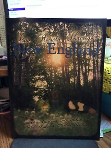 "JOHN SLINEY/ CHARLENE BARLOW: ""Two Roads Through New England"" NEW!"