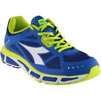 Diadora N-4100-2 Running Shoes - Blue;Navy - Mens