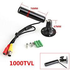 CCTV 1/3 CMOS CCD 3.6mm HD Mini Bullet Security Camera Surveillance With Bracket