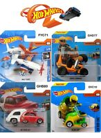 HOT WHEELS GRASS CHOMPER MAD PROPZ BOOM CAR RV THERE YET COCHES RAROS COLECCIÓN